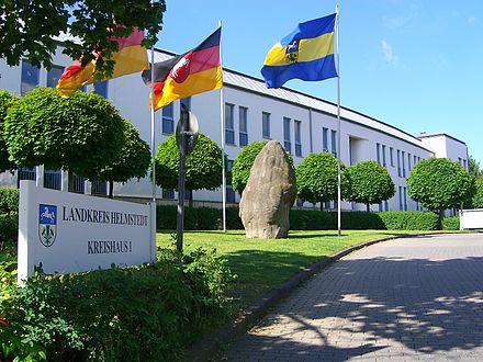 Bild von Helmstedt (Landkreis): Sitz der Kreisverwaltung in Helmstedt