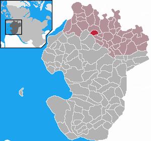 Karte von Wiemerstedt