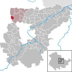 Karte von Ballstedt