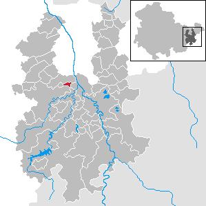 Karte von Crimla