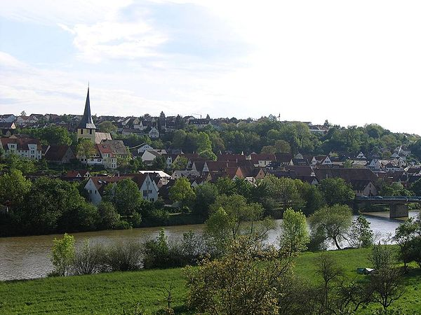 Bild von Benningen am Neckar: Benningen am Neckar