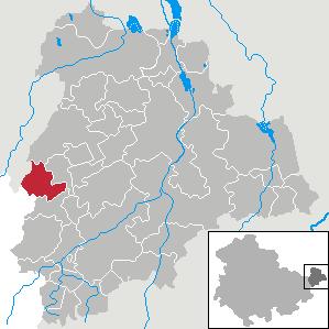 Karte von Lumpzig