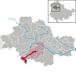 Karte von Mülverstedt