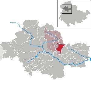 Karte von Neunheilingen