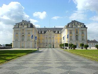 Bild von Nordrhein-Westfalen: Schloss Augustusburg in Brühl