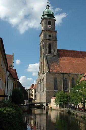 Bild von Amberg: Basilika St. Martin