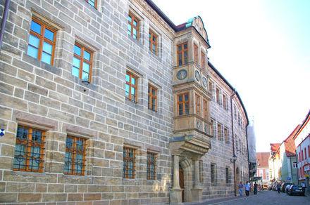 Bild von Amberg: Landgericht Amberg