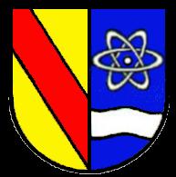 Bild von Karlsruhe (Landkreis): Früheres Wappen des Landkreises Karlsruhe