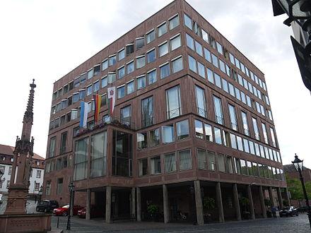 Bild von Aschaffenburg (Landkreis): Aschaffenburger Rathaus