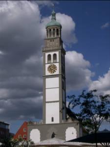 Bild von Augsburg: Perlachturm