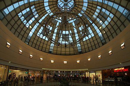 Bild von Augsburg: City-Galerie (größtes Einkaufszentrum in Schwaben)
