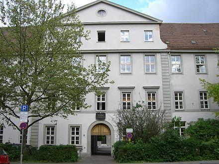 Bild von Augsburg: Holbein-Gymnasium (Altbau)