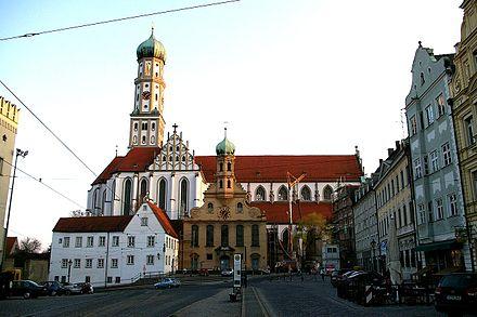 Bild von Augsburg: Basilika St.Ulrich und Afra