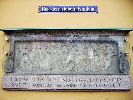 Bild von Augsburg: Bei den sieben Kindeln
