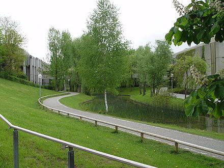 Bild von Augsburg: Universität Augsburg (Campus)
