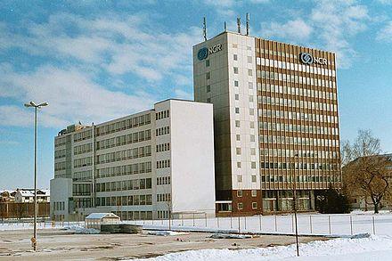 Bild von Augsburg: NCR Augsburg (Hauptgebäude)