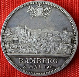 Bild von Bamberg: Rückseite