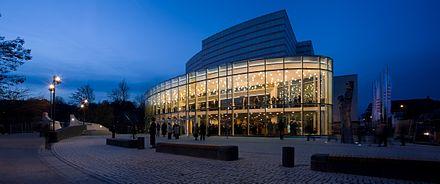 Bild von Bamberg: Konzert- und Kongresshalle der Bamberger Symphoniker