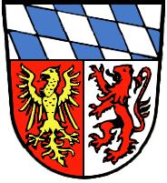 Bild von Landsberg am Lech (Landkreis): Wappen des Landkreises Landsberg am Lech