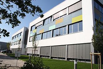 Bild von Lippe (Landkreis): Centrum Industrial IT (CIIT) auf dem Campus Lemgo der Hochschule OWL (2010)