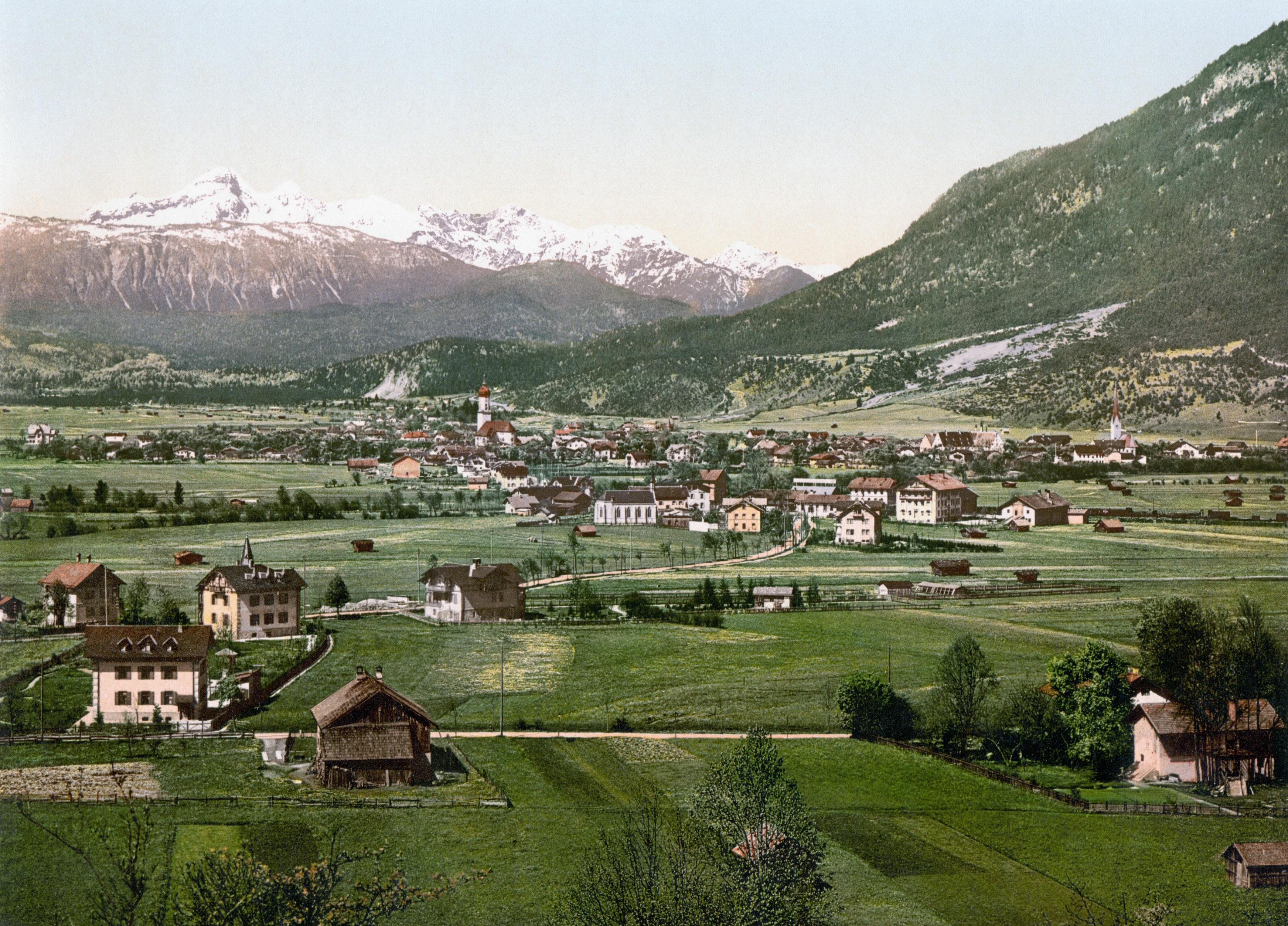 Garmisch Heute