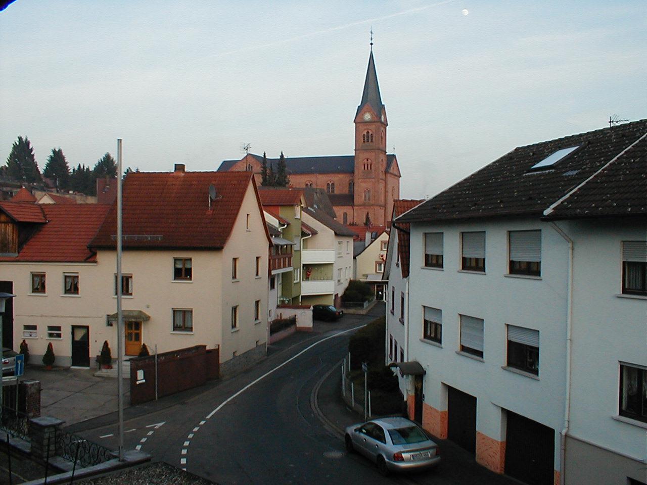 Wetter Goldbach Unterfranken