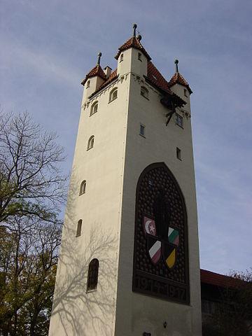 Bild von Kaufbeuren (Landkreis): Fünfknopfturm
