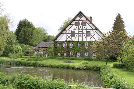 Bild von Kaufbeuren (Landkreis): Haus in Oberbeuren