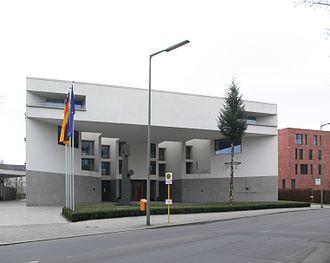 Bild von Baden-Württemberg: Vertretung des Landes Baden-Württemberg beim Bund
