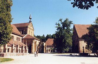 Bild von Baden-Württemberg: Weltkulturerbe Kloster Maulbronn