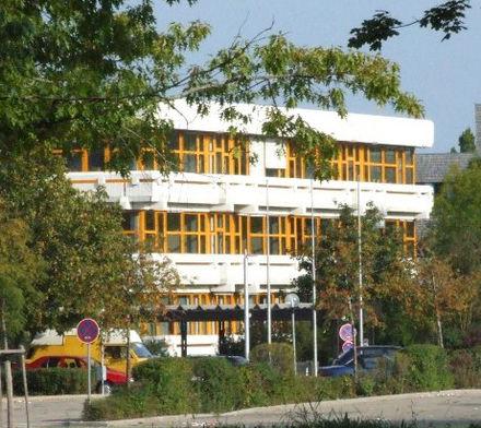 Bild von Memmingen: Das BfZ, in dem auch die Business School Memmingen untergebracht ist