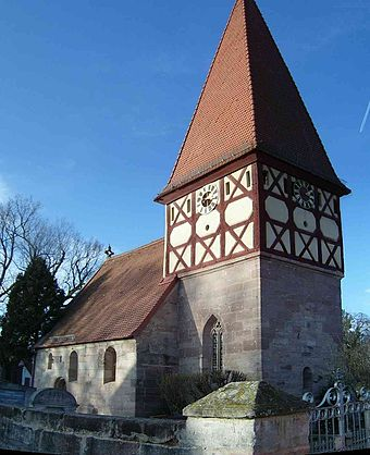 Bild von Schwabach (Landkreis): St. Jakobus, Unterreichenbach