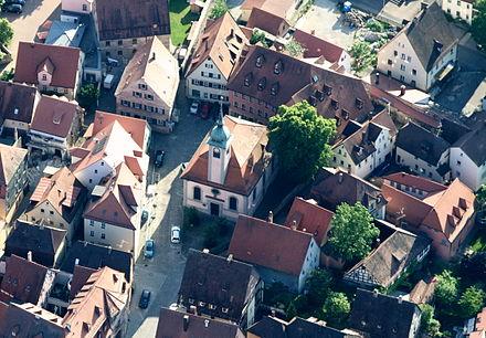 Bild von Schwabach (Landkreis): Franzosenkirche