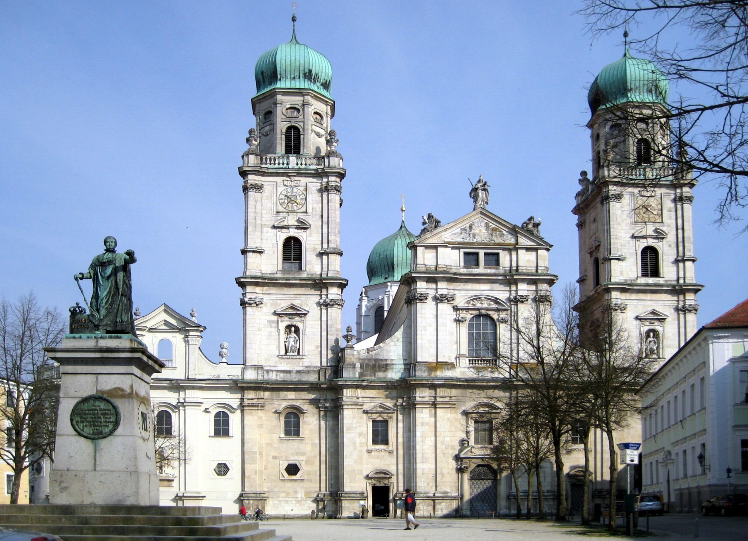 Bild von Bayern: Dom St. Stephan (Passau)