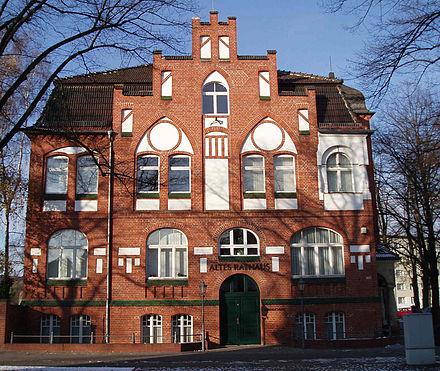 Bild von Hennigsdorf: Altes Rathaus