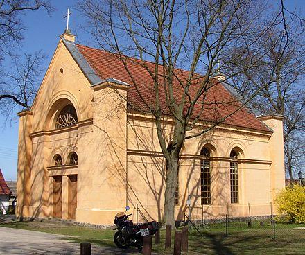 Bild von Templin: Kirche in Annenwalde