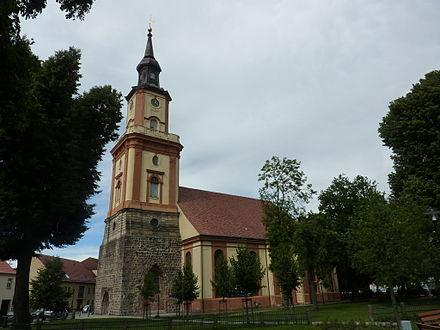 Bild von Templin: St. Maria-Magdalenen-Kirche