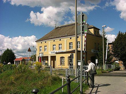 Bild von Templin: Bahnhof Templin Stadt