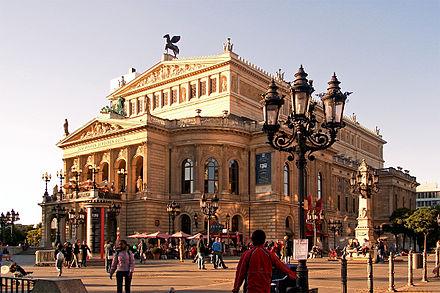 Bild von Frankfurt am Main: Alte Oper am Opernplatz