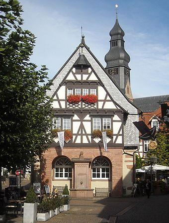 Bild von Hofheim am Taunus: Altes Rathaus in Hofheim am Taunus