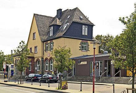 Bild von Hofheim am Taunus: S-Bahnhof in Hofheim