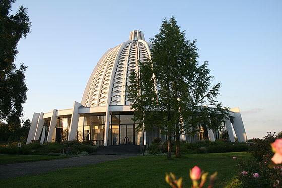 Bild von Hofheim am Taunus: Europäisches Haus der Andacht in Hofheim am Taunus (Stadtteil Langenhain)