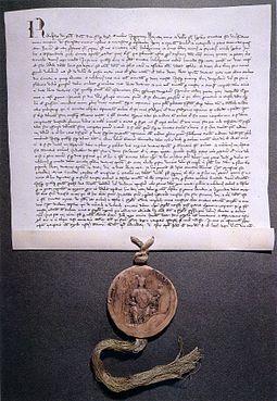Bild von Heilbronn: Stadtrecht 1281