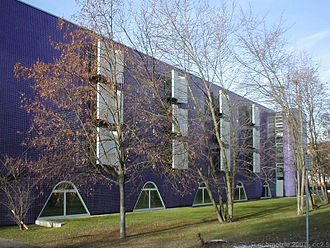 Bild von Heilbronn: Gustav-von-Schmoller-Schule, Erweiterungsbau (2003)