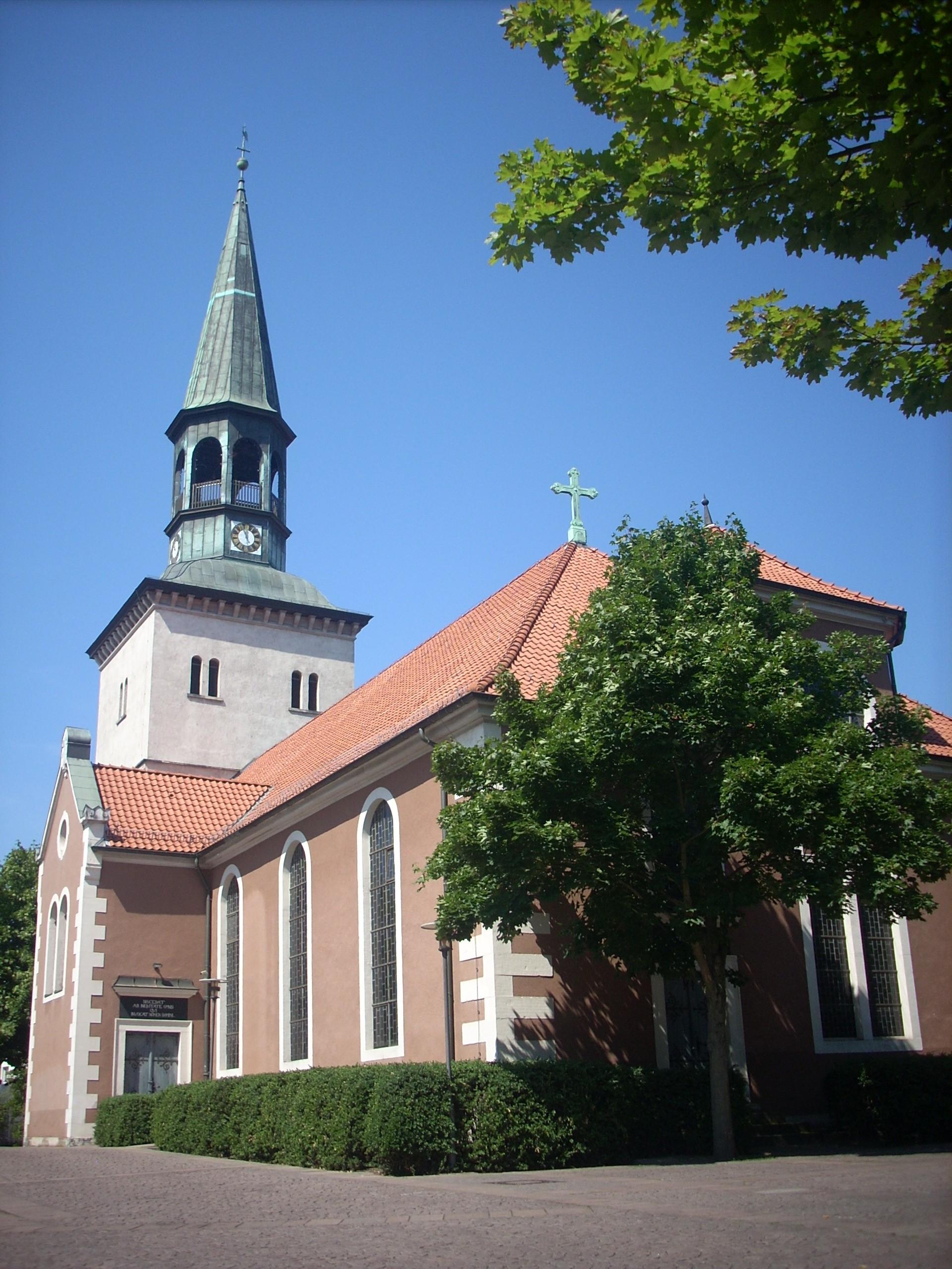 Bild von Burgdorf (Region Hannover): <center>St.-Pankratius-Kirche (Burgdorf)