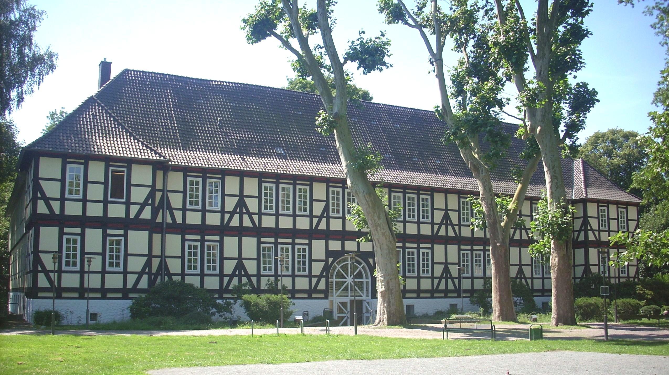 Bild von Burgdorf (Region Hannover): <center>Schloss</center>