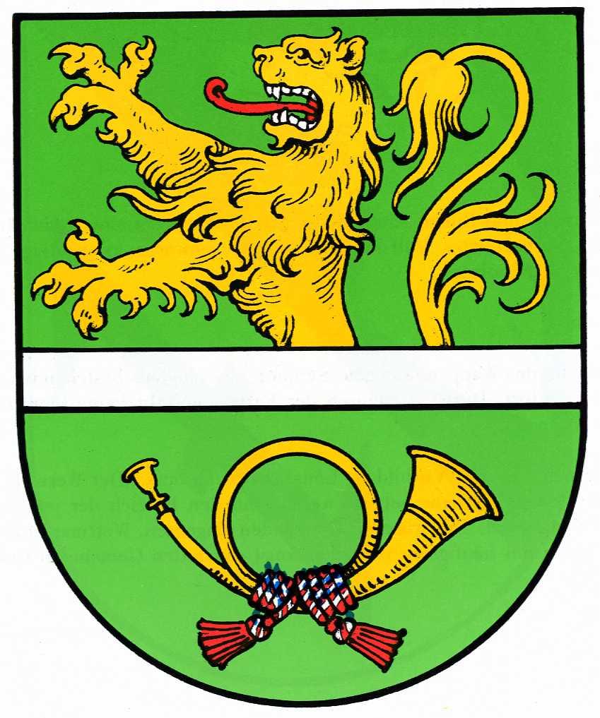 Bild von Burgwedel: Wappen Engensen