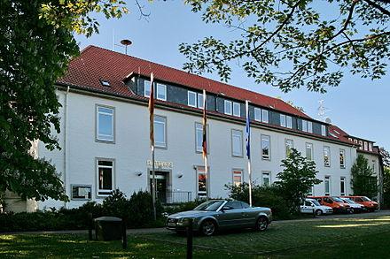 Bild von Burgwedel: Rathaus Burgwedel in Großburgwedel