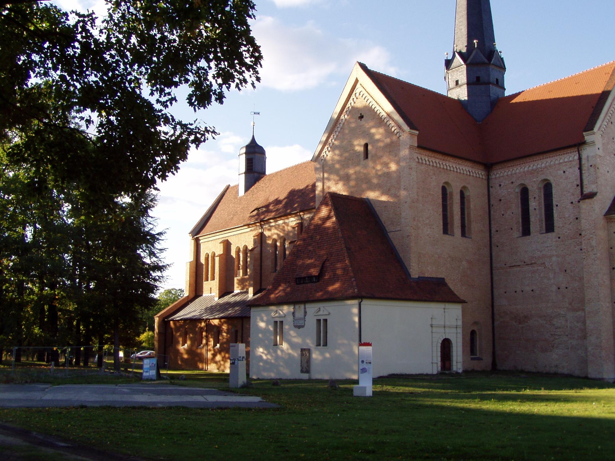 Bild von Brandenburg: Ehemalige Kloster Chorin, Kloster Dobrilugk, Kloster Lehnin