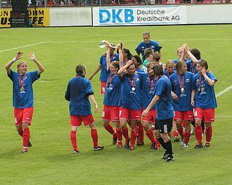 Bild von Brandenburg: Turbine Potsdam gewinnt den UEFA Women's Cup